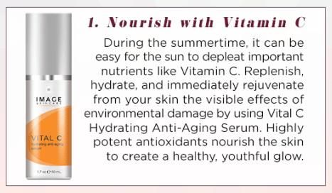 nourish your skin!